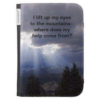 Psalm 121 kindle case