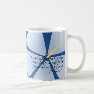 Psalm 127:3 It's A Boy - Hibiscus Bible Verse Mug