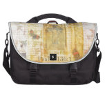 Psalm 136:1 Give thanks to the Lord Laptop Bag