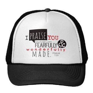 Psalm 139 - I Praise You Trucker Hat