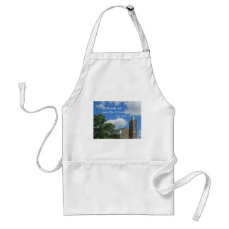 Psalm 145:10 All Thy works shall praise Thee Adult Apron