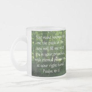 Psalm 16:11 French Creek Bridge Mug