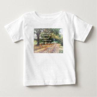 Psalm 16:11 Thou wilt shew me the path Baby T-Shirt