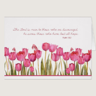 psalm 18:2, encouragement cancer patient card