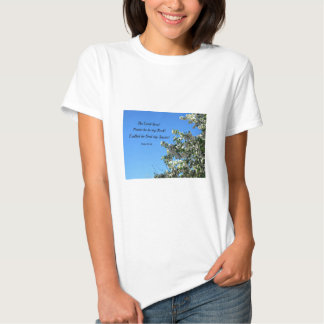 Psalm 18:46 The Lord lives! T Shirt