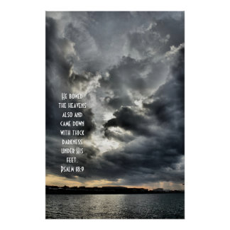 Psalm 18 poster