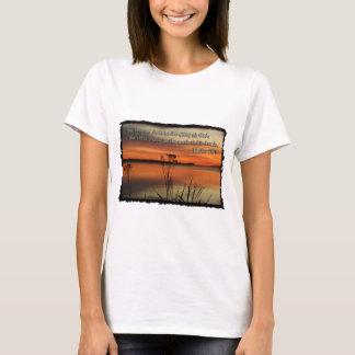 PSALM 19:1 BIBLE SCRIPTURE HEAVENS DECLARE GLORY T-Shirt