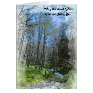 Psalm 1 Encouragement Card
