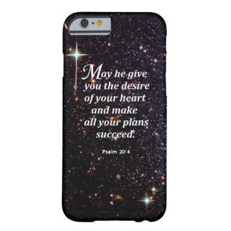 Psalm 20:4 iPhone 5 cases