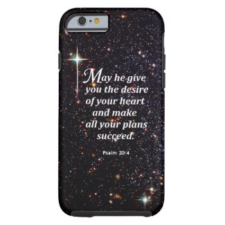 Psalm 20:4 iPhone 5 cover