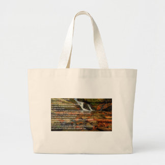 Psalm 23 tote bags