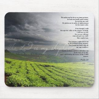 Psalm 23 & Vines Mousepads