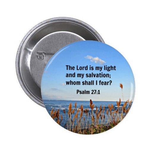 Psalm 27:1 pins