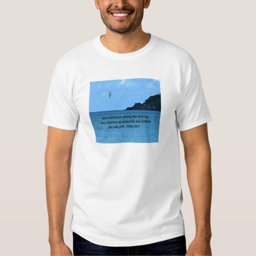 Psalm 30:11 T-Shirt