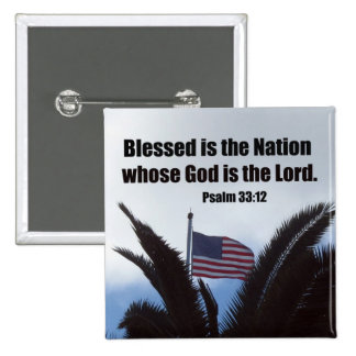 Psalm 33:12 pins