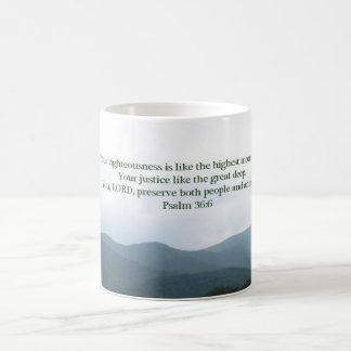 Psalm 36:6 mugs