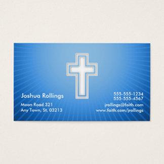 Psalm 37; 4-5 - Christian Business Card