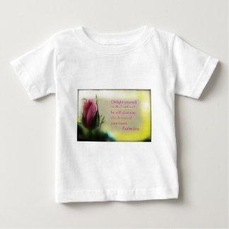 Psalm 37:4 tee shirts
