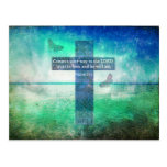 Psalm 37:5  Commit your way to the LORD Postcard