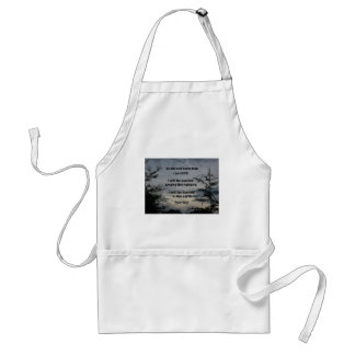 Psalm 46:10 Be still and know that I am God Adult Apron