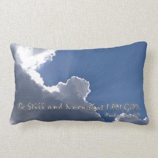 Psalm 46:10 pillows