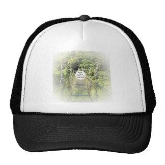 Psalm 46: 10 trucker hat
