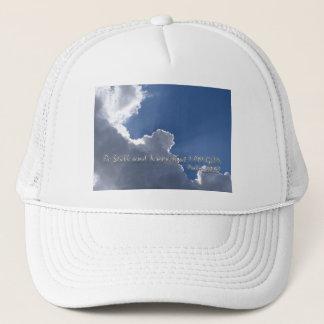 Psalm 46:10 trucker hat