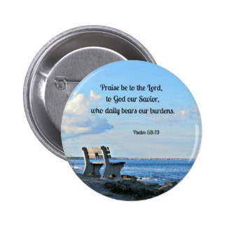 Psalm 68:19 Praise be to the Lord, to God .... Pin