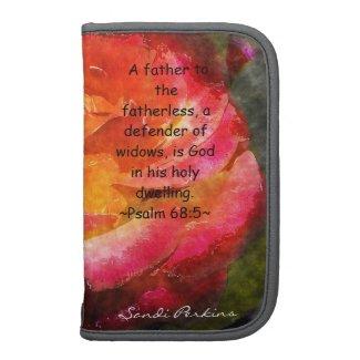 Psalm 68:5 Folio 3 Organizers