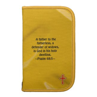 Psalm 68:5 Folio rickshawfolio