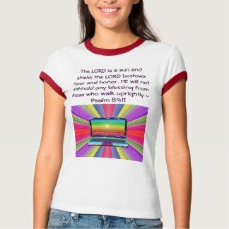 psalm 84:11 womens shirt