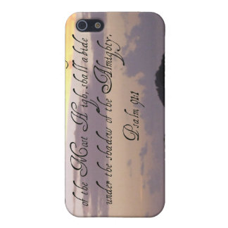 Psalm 91:1 cover for iPhone 5