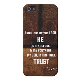 Psalm 91 iPhone 5 Case
