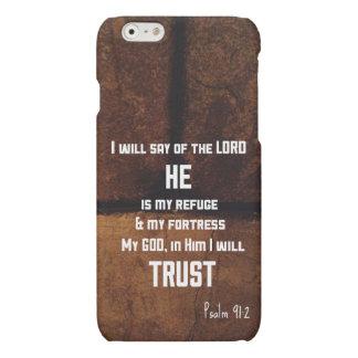 Psalm 91 iPhone 6 Case