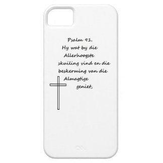 Psalm 91 iPhone SE/5/5s case