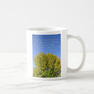 Psalm 92 Blue Sky Mug