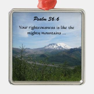 Psalm mountian  Ornament