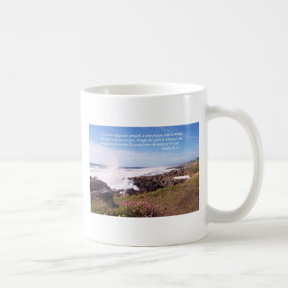 Psalm Ocean Beach Mug
