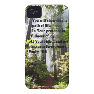 Psalm Path of Life Case Case-Mate iPhone 4 Cases