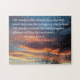 Psalms 104:3 puzzle