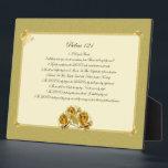 "Psalms 121 Plaque<br><div class=""desc"">Design by Ilunia&#39;s Art... .</div>"
