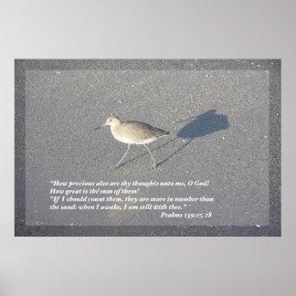 Psalms 139:17-18 Print