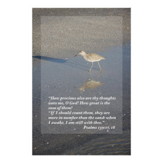 Psalms 139 17-18 Print