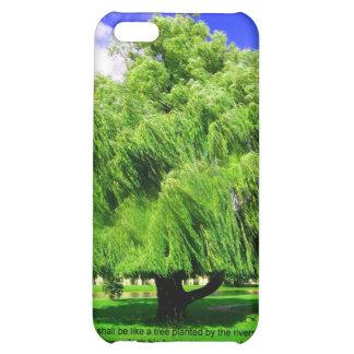 Psalms 1:3 Tree iPhone 5C Case