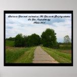 Psalms 25:5 Poster