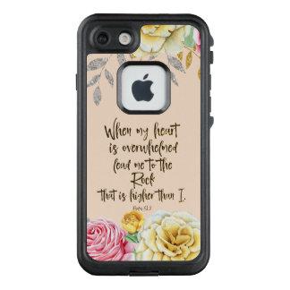 Psalms Bible Verse LifeProof FRĒ iPhone 7 Case