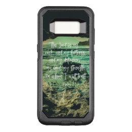 Psalms Bible Verse OtterBox Commuter Samsung Galaxy S8 Case