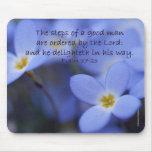 Psalms - Bluettes Mousepad