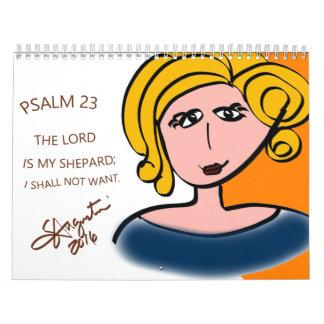 PSALMS CALENDAR