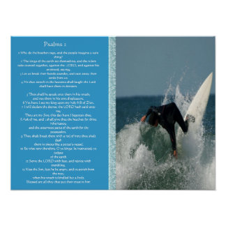Psalms chapter 02 Posters 3